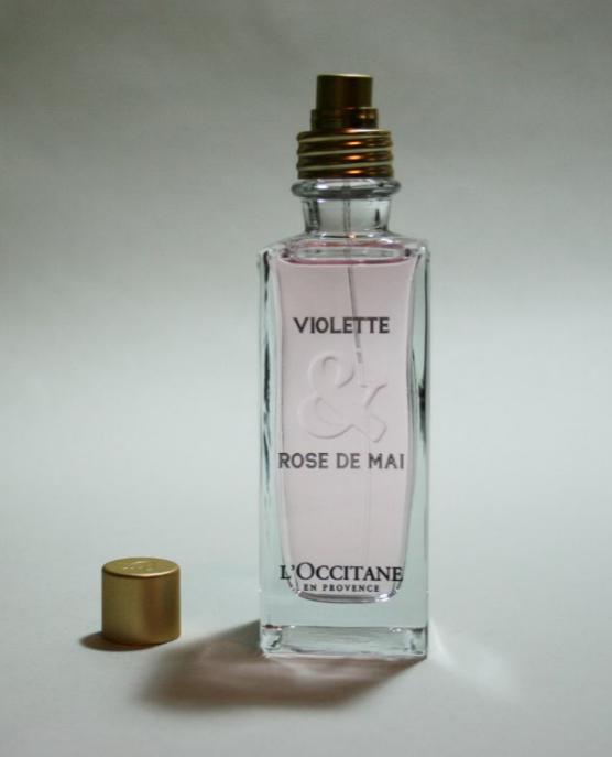 L'Occitane Violette & Rose De Mai Reviews