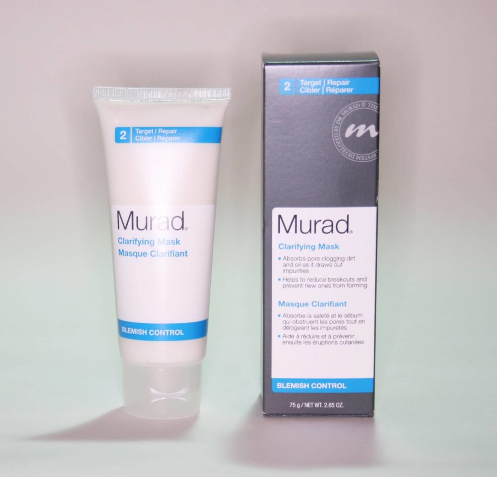 Mask Monday: Murad Clarifying Mask