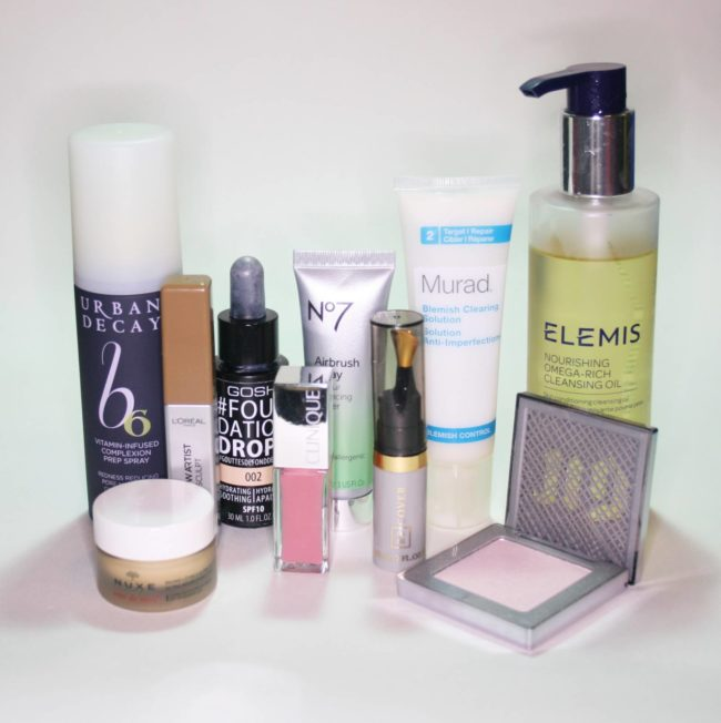 Products I love Mid Year Review