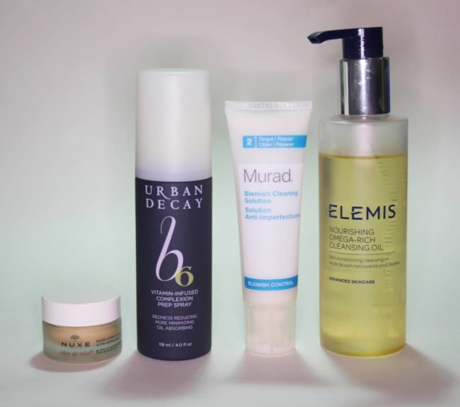 Products I love Mid Year Review Skincare