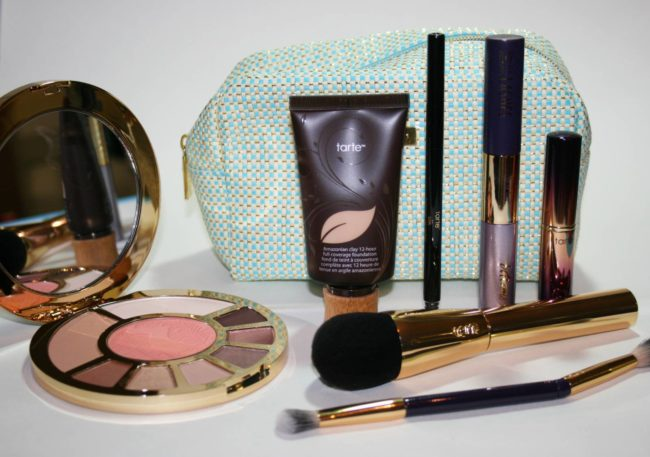 QVC TSV tarte Smart Skin Skinvigorating Colour Collection