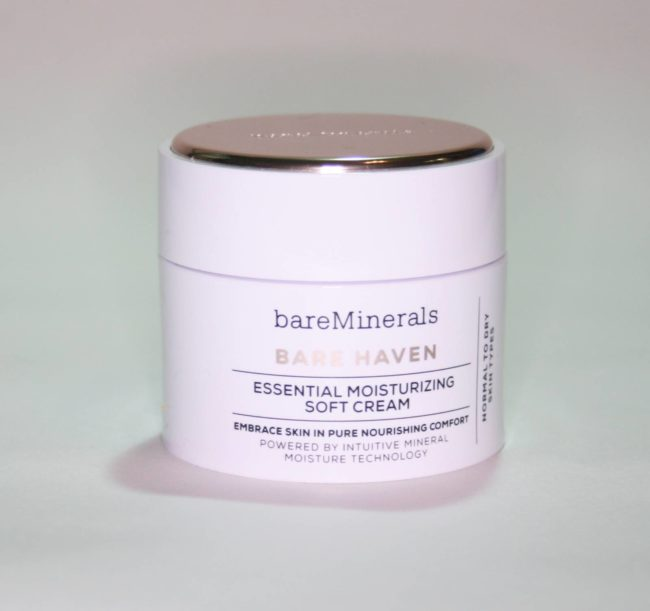 bareMinerals Bare Haven Essential Moisturizing Soft Cream Review