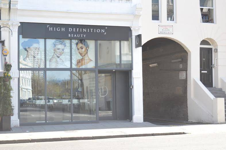 High Definition Beauty Boutique Review (London only)