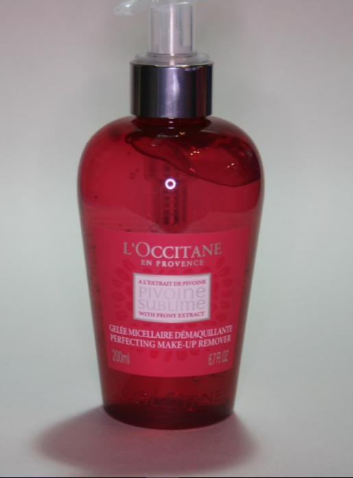 L'Occitane Pivoine Sublime Perfecting Makeup Remover