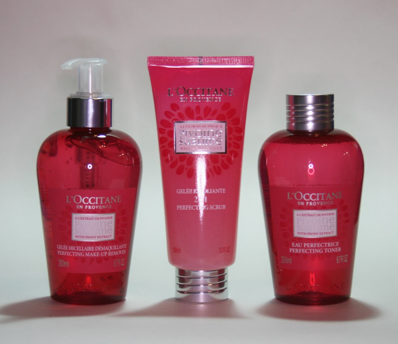 L'Occitane Pivoine Sublime New Additions