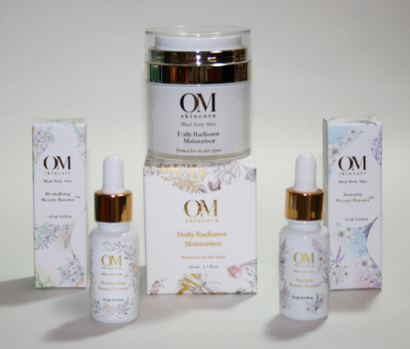 OM Skincare – Meet the Founder Opportunity