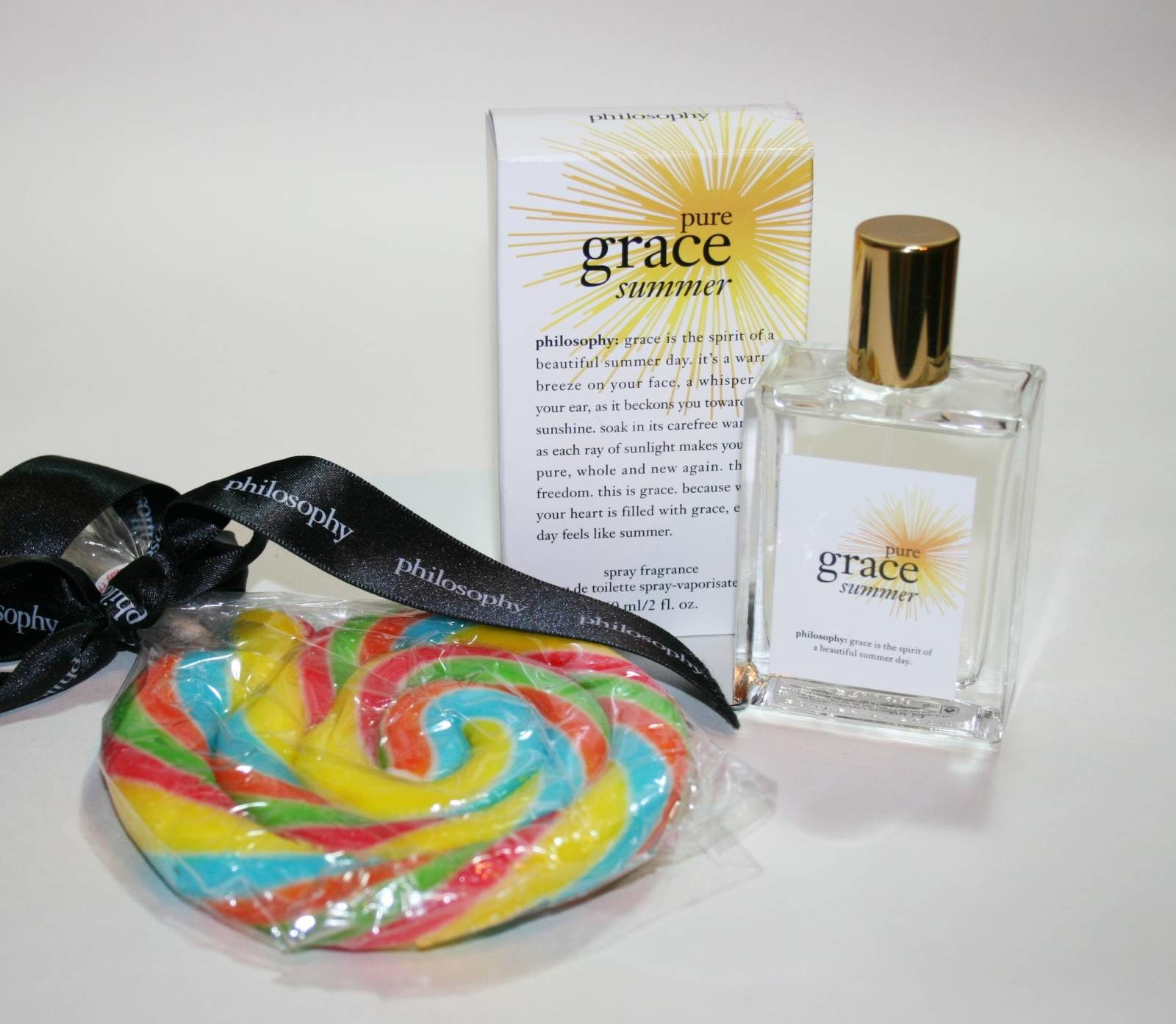 Fragrance Friday: Philosophy Pure Grace Summer