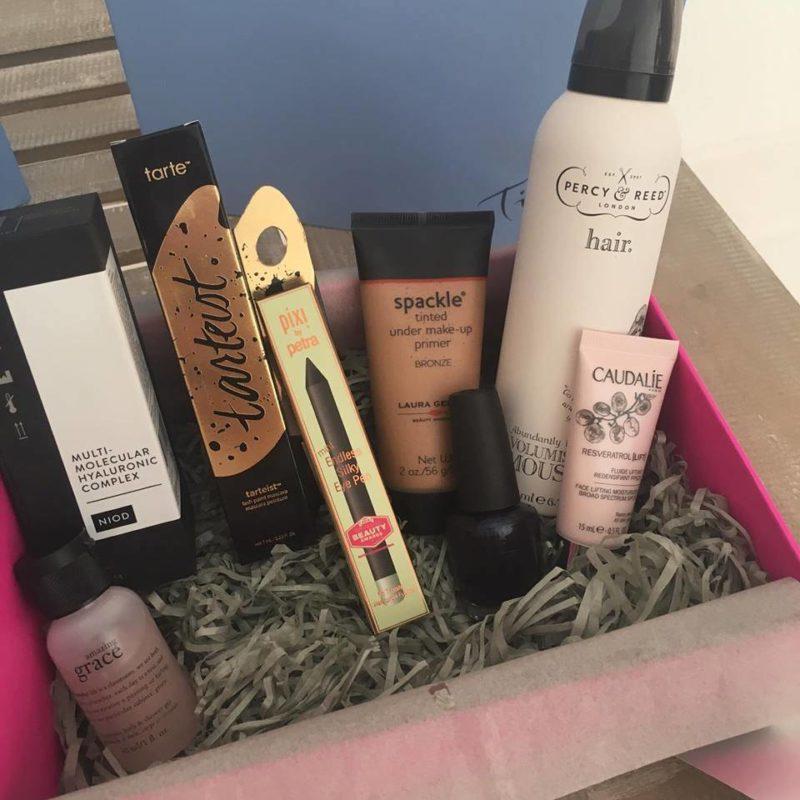 QVC Beauty Tili Box 2 Autumn 2016