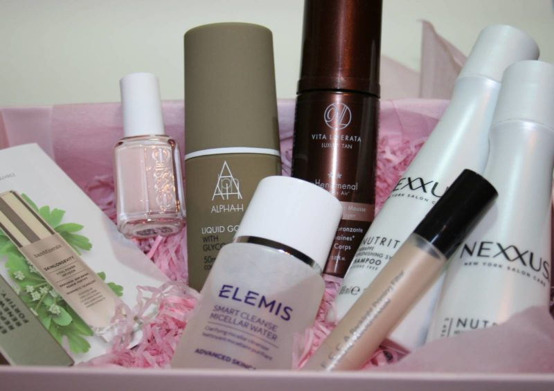 QVC Beauty Tili Box Contents