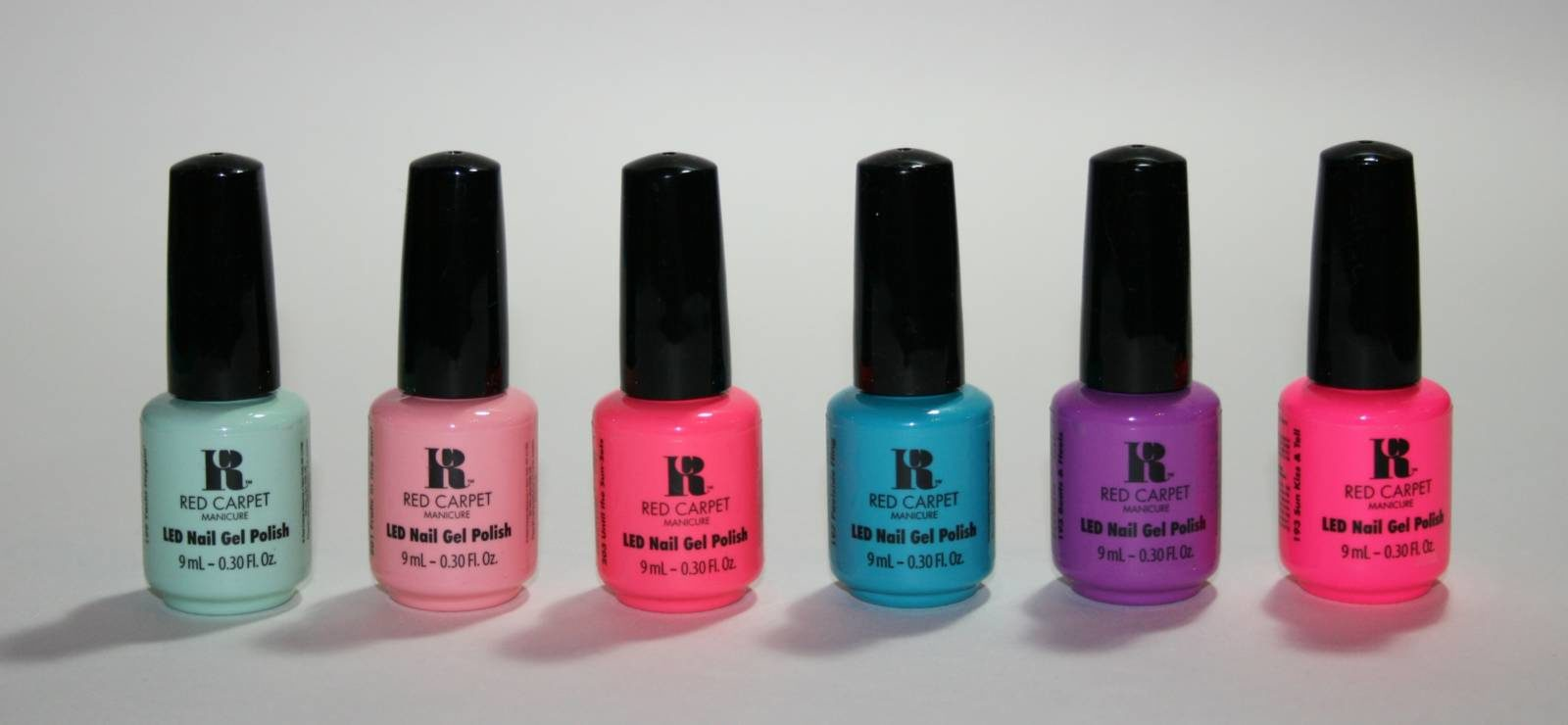 Red Carpet Manicure Escape to Paradise Collection