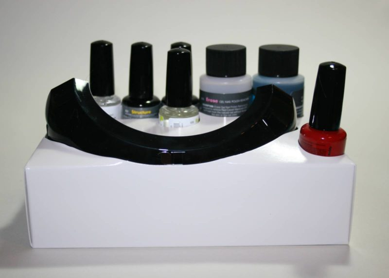 Red Carpet Manicure Starter Kit with Pro Light  Contents Review