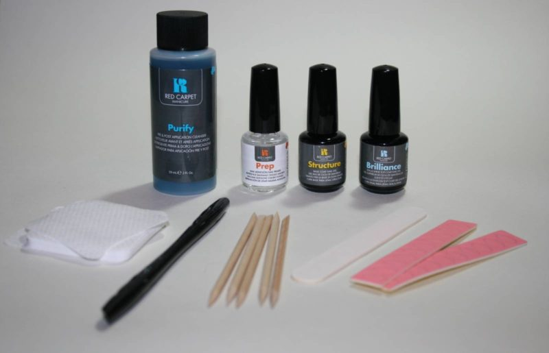 Red Carpet Manicure Starter Kit with Pro Light  Review