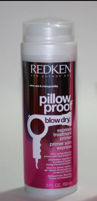 Redken Pillow Proof Blow Dry Express Primer Treatment Cream Review