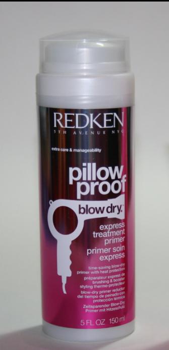 Redken Pillow Proof Blow Dry Express Primer Treatment Cream Review