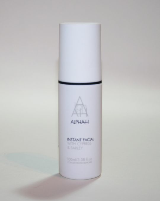 Alpha-H Instant Facial Review