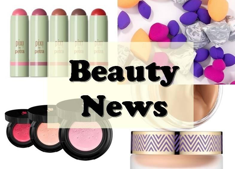 Beauty News August 2016