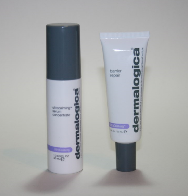 Dermalogica Ultracalming Range Ultracalming Serum and Barrier Repair Review