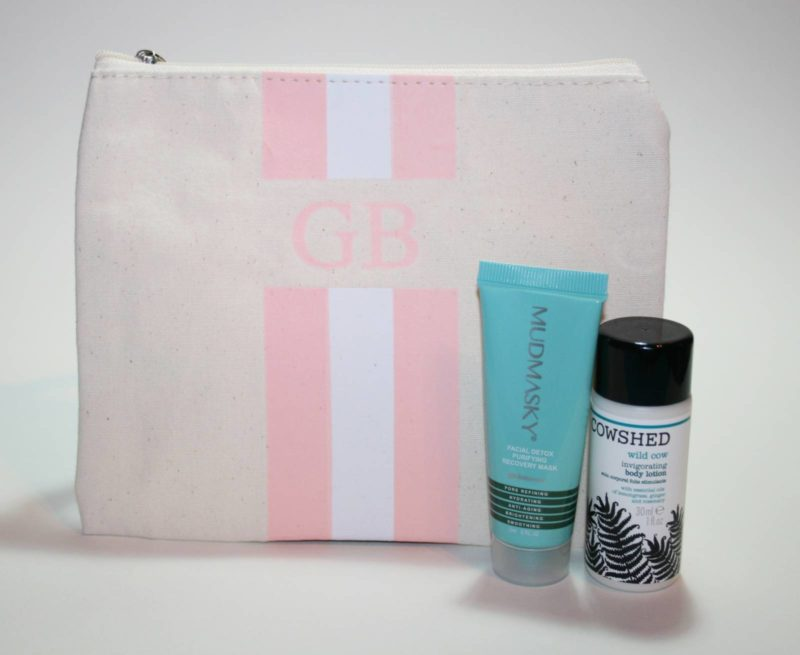 Glossybox August 2016 Contents Review