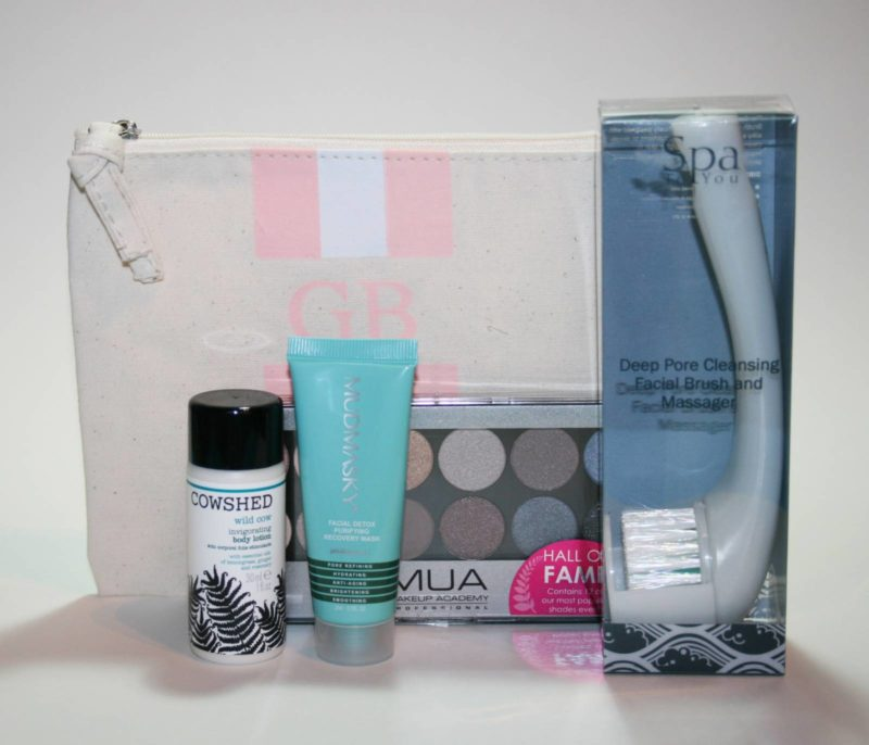 Glossybox August 2016 Review