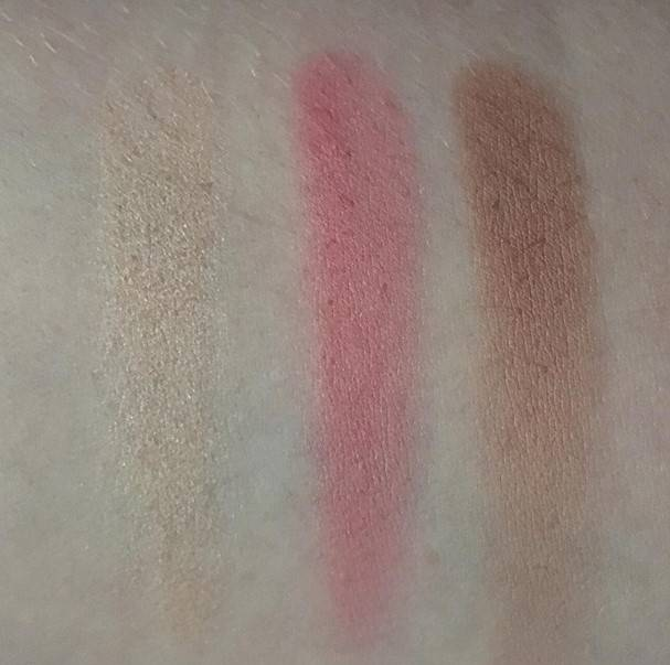 IT Cosmetics Your Most Beautiful You Face Disc Swatches