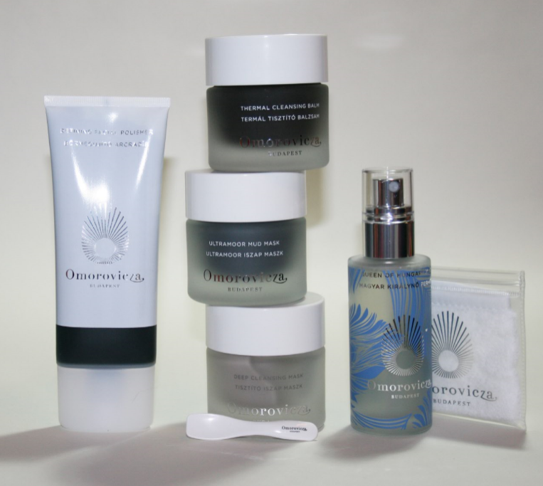 Omorovicza Skincare Set Competition Winner