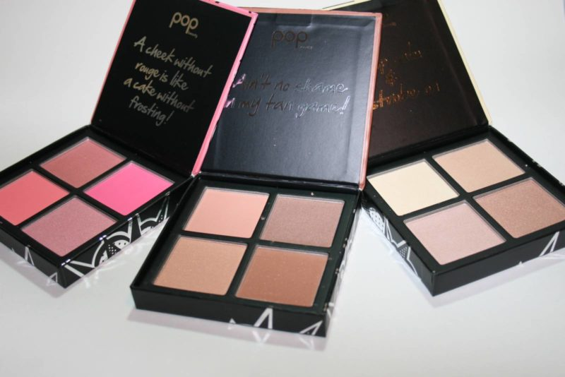 Pop Beauty Colour Quads Competition