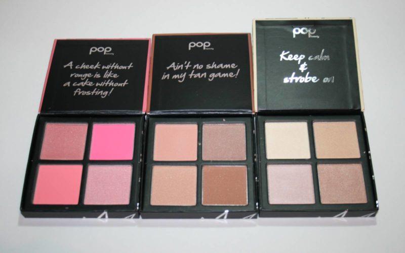 Pop Beauty Colour Quads Win