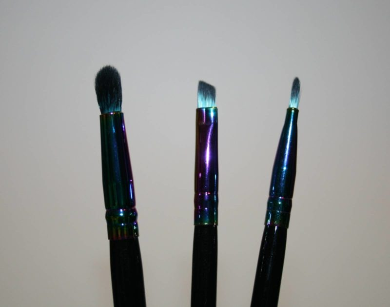 Spectrum Siren Smoke Brush Collection Review