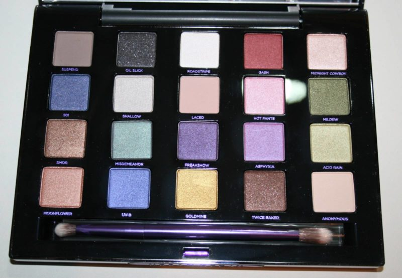 Urban Decay UD XX Vice Ltd Reloaded New Review