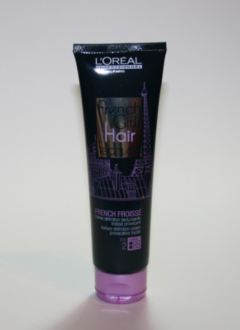 L'Oreal Professional French Girl Hair Styling Cream Review
