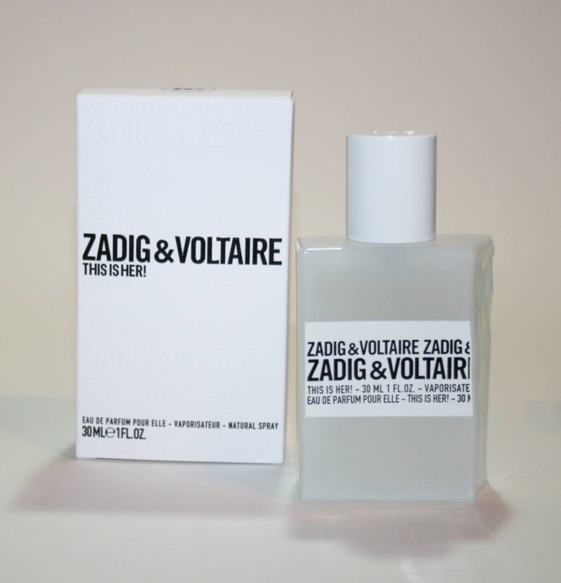 zadig voltaire this is her and this is him fragrance reviews. Black Bedroom Furniture Sets. Home Design Ideas