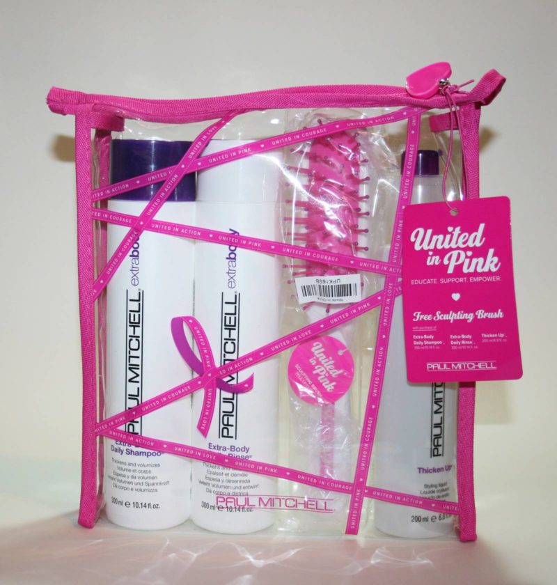Paul Mitchell United in Pink Blowout Kit