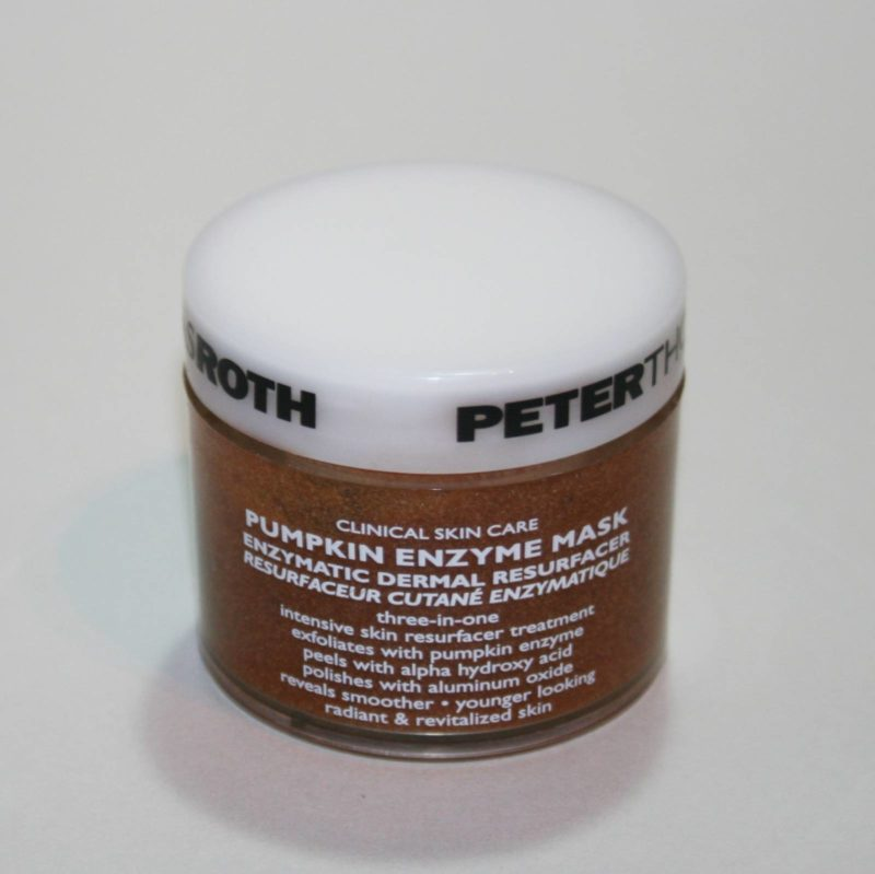 Mask Monday: Peter Thomas Roth Pumpkin Enzyme Mask