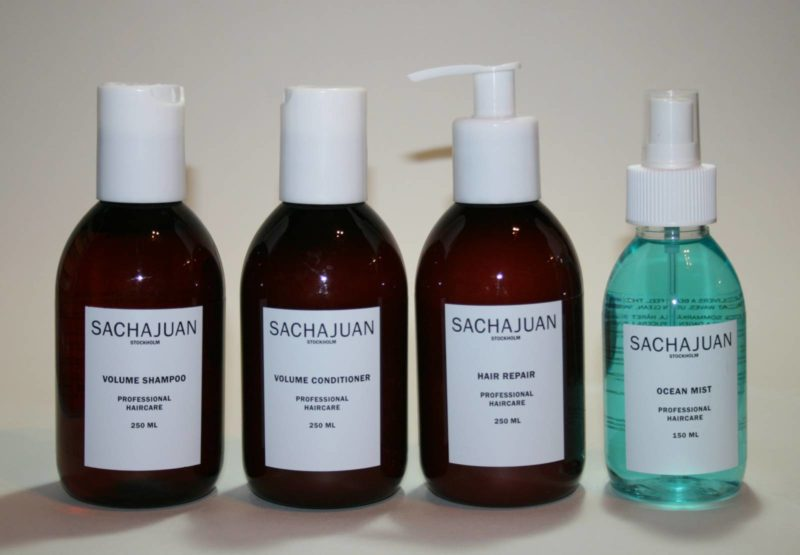 Sachajuan Hair Care Products