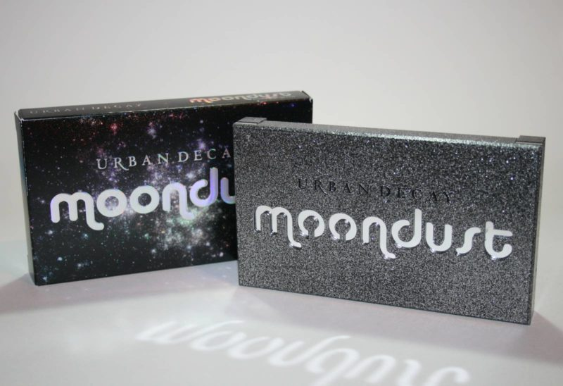 Palette Love: Urban Decay Moondust Eyeshadow Palette