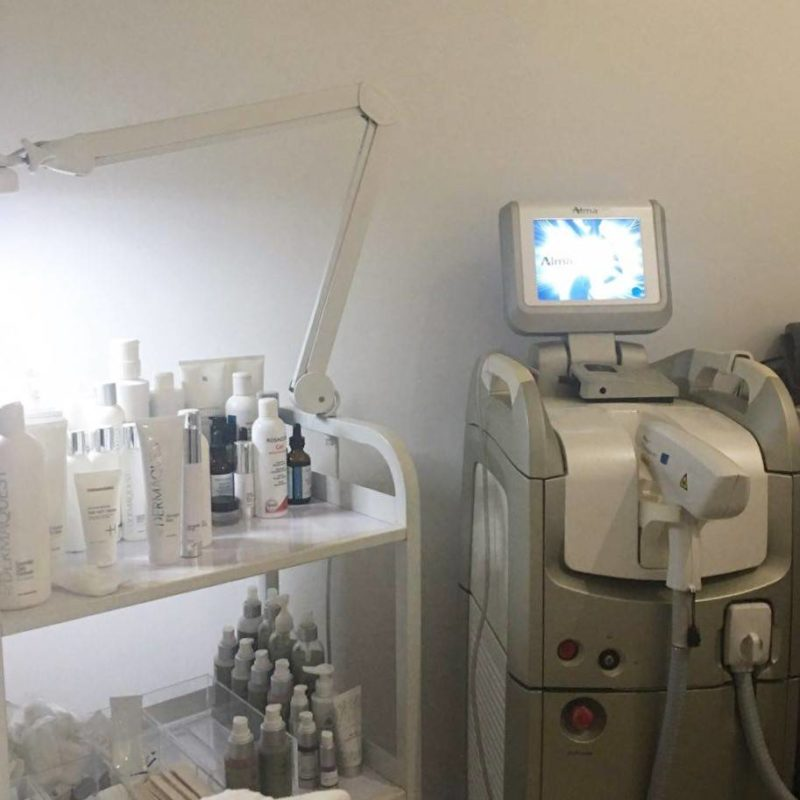 Dermaquest MangoBrite Peel with LED at EF Medispa