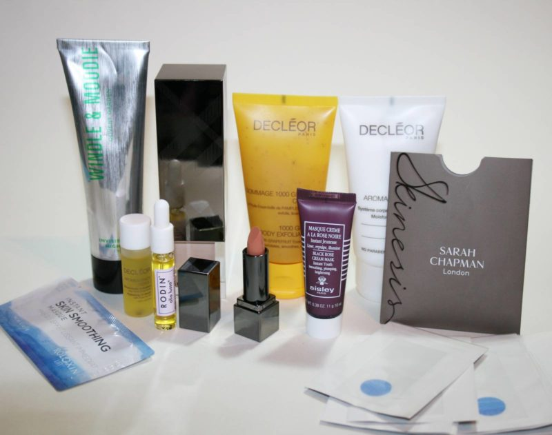 glossybox-wendy-rowe-contents-review