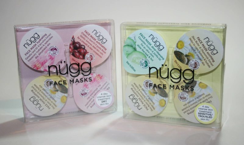 Mask Monday: Nugg Intensive Skin Treatment Sets