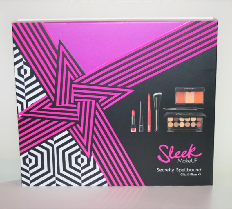 12 Gifts of Christmas: Sleek Secretly Spellbound Glitz & Glam Kit