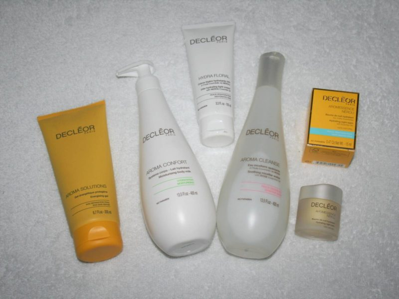 QVC TSV: Decleor 5 Piece Super Skin Resolutions Collection