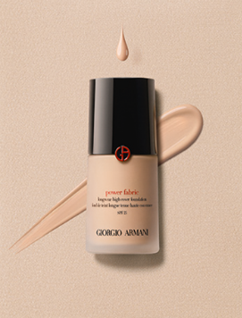 Freebie Alert: #TakeThePower Giorgio Armani Power Fabric Foundation Sample