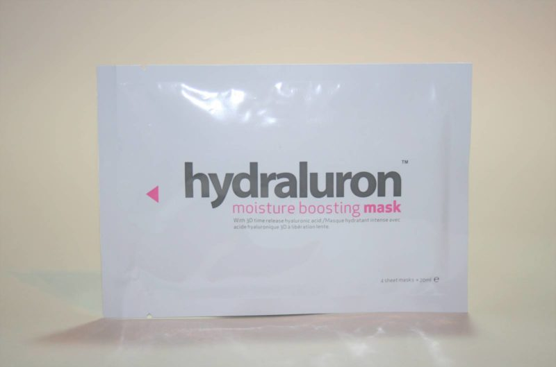 Mask Monday: Indeed Labs Hydraluron Moisture Boosting Mask