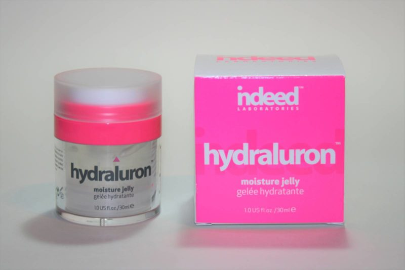 Quick Pick Tuesday: Indeed Labs Hydraluron Moisture Jelly