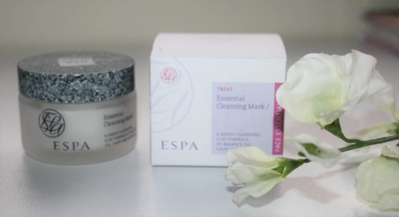 Mask Monday: ESPA Essential Cleansing Mask