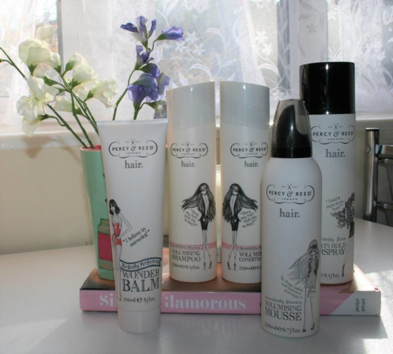 QVC TSV: Percy & Reed Big, Bold & Beautiful Hair Collection