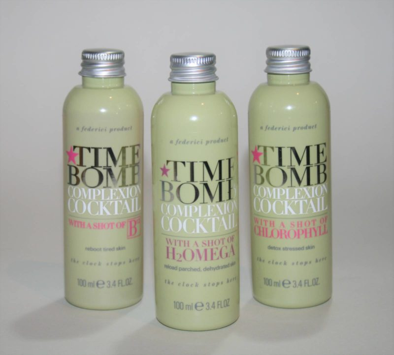 Timebomb Complexion Cocktails – The Original Essences!