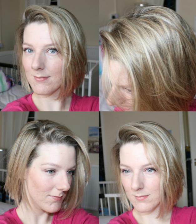 Aveda Hair Cut and Colour