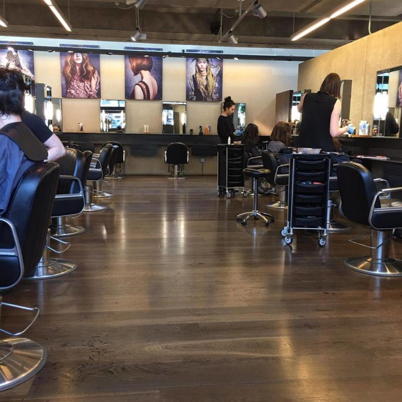 Colour, Cut and Style at The Aveda Institute