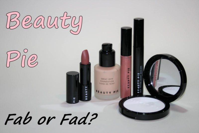 Fab or Fad? Beauty Pie Beauty Buyer's Club