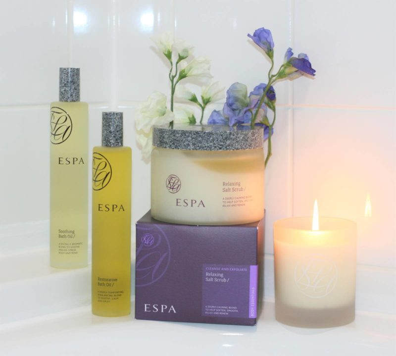Total Bath Joy with ESPA Bath and Body Products